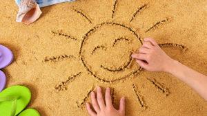 Песочная терапия. Занятия психолога с детьми и взрослыми